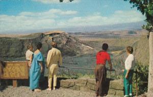 Hawaii Byron Ledge Lookout 1972