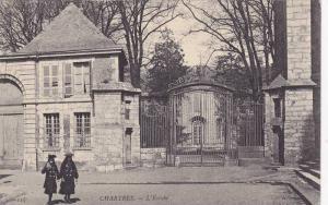 CHARTRES, L'Eveche, Eure et Loir, France, 10-20s