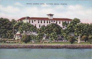 Florida Daytona Beach Prince George Hotel Tichnor