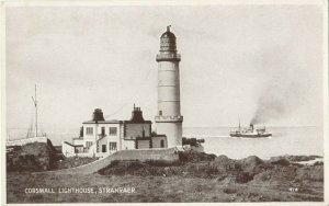 STRANRAER , Scotland , 1910s ; Corswall LIGHTHOUSE