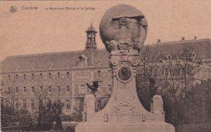 CAMBRAI, Nord, France; Le Monument Bleriot et le College, 00-10s