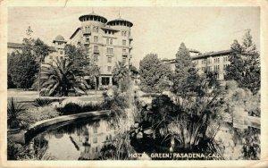USA Hotel Green Pasadena California 03.17