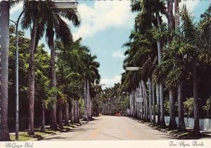 Florida Fort Myers Mcgregor Boulevard