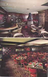 COLUMBUS , Ohio , 50-60s ; King's Inn Dining Room & Cocktail Lounge