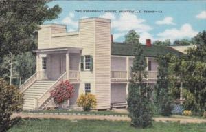 Texas Huntsville The Steamboat House