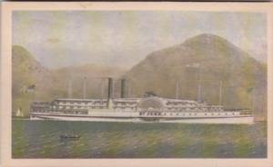 Steamer St John Built New York 1864