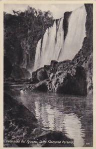 Cataratas Del Yguazu, Salto Floriano Peixoto, Paraguay, 1910-1920s