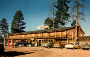 Bryce Canyon, Utah - Ruby's Inn at the Entrance to the Canyon - c1950