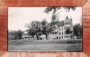Fond du Lac Wisconsin~St Mary's Springs Sanitarium~St Agnes & Boyle Halls~1909