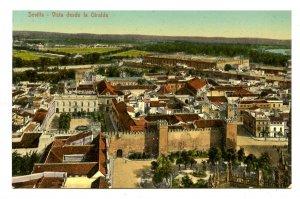 Spain - Sevilla. View from Giralda