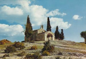 France La Chapelle Saint Sixte pres d'Eygaliere