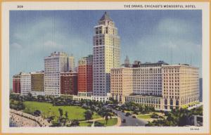 Chicago, Ill., The Drake, Chicago's Wonderful Hotel -