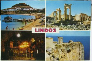 Greece Lindos Rhodes - posted