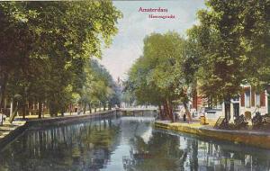 Amsterdam, Netherlands , 00-10s Heerengracht