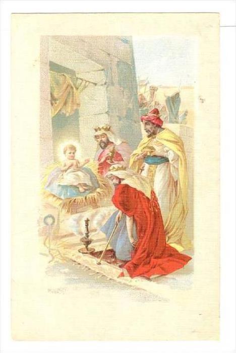 Christmas Greetings : Adoration of the Magi, 1930-1940s