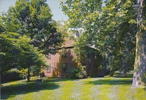 Connecticut Farmington Deming-Lewis House Miss Porter's School