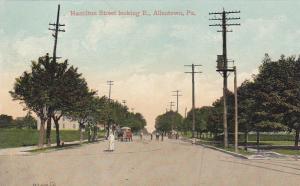 Hamilton Street looking East , ALLENTOWN , Pennsylvania , 00-10s