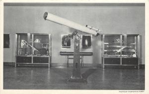 Chicago Illinois~Adler Planetarium & Astronomical Museum Interior~1940s B&W