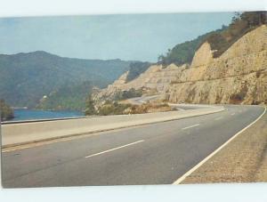 Pre-1980 ROAD OR STREET SCENE Newport Tennessee Tn & Asheville NC hJ6444-12