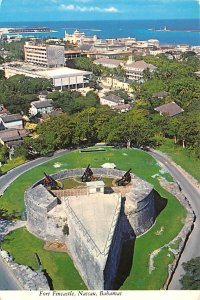 Fort Fincastle Nassau, Bahamas Virgin Islands Unused