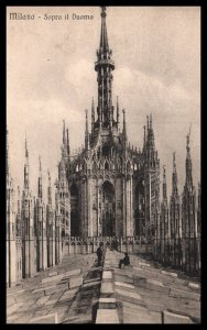 Sopra il Duomo,Milan,Italy BIN