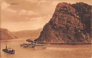 Loreley Schiff Boats Bateau River Panorama