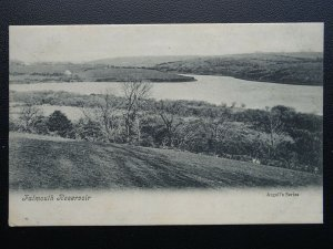 Cornwall FALMOUTH Reservoir c1903 Postcard by Argall Series