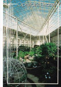 Tennessee Nashville Opryland Hotel The Conservatory