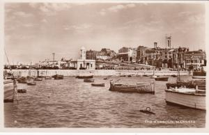 RP, MARGATE , Kent , England , 1910-20s; The Harbour