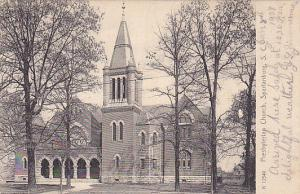 SPARTANBURG, South Carolina, PU-1907 ; Presbyterian Church