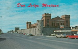 DEER LODGE , Montana , 1940-1960s ; State Penitentiary V-2