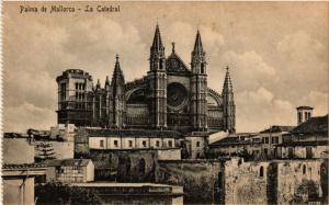CPA Palma de Mallorca La Catedral SPAIN (743471)