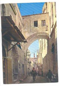 Via Dolorosa, Old City, Jerusalem (Jordan), 1950-1970s