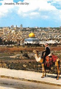 Jerusalem Israel The Old City Jerusalem The Old City
