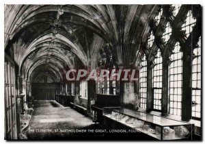 Modern Postcard The Cloister St Bartholomew the Great