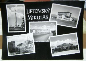 Czechoslovakia Liptovsky Mikulas - unposted