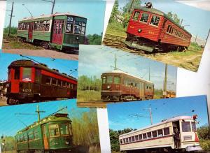 6 - Trolley Cards