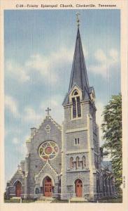 Tennesse Clarksville Trinity Episcopal Church