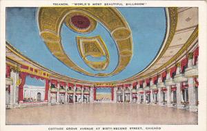 Trianon Woeld's Most Beautiful Ballroom Chicago Illinois