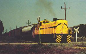 West Jersey Railroad Locomotive No 7804 ALCO RS-3