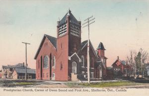 SHELBURNE, Ontario , Canada , 1900-10s ; Presbyterian Church
