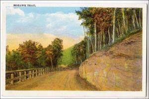 MA - Mohawk Trail Scene