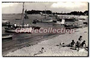 Old Postcard Mindin The Atl Port