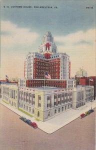 United States Custom House Philadelphia Pennsylvania