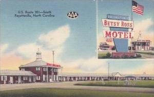 North Carolina Fayettevile U S Route 301 South