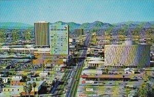Arizona Phoenix North Central Highrise Complex