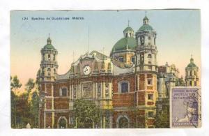 Basilica De Guadalupe, Mexico, 1900-1910s