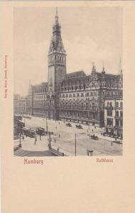Rathhaus, Hamburg, Germany, 1900-1910s