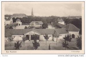 Trinkkuranlage, Bad Nauheim (Hesse), Germany, 1900-1910s