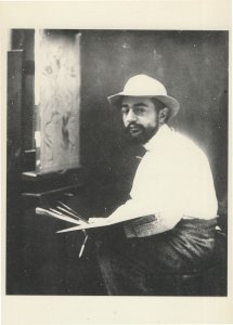 Toulouse French Crafts Man Trader in 1894 Postcard